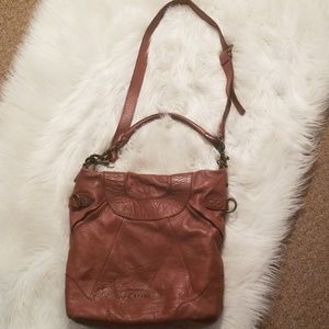 Liebeskind genuine leather handbag